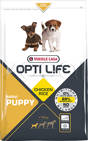Opti Life Puppy Mini Chicken - 7,5 кг