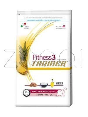 Trainer Fitness Adult MM Lamb Rice