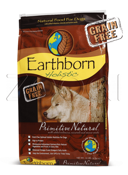 Earthborn Holistic Primitive Natural - 12 кг