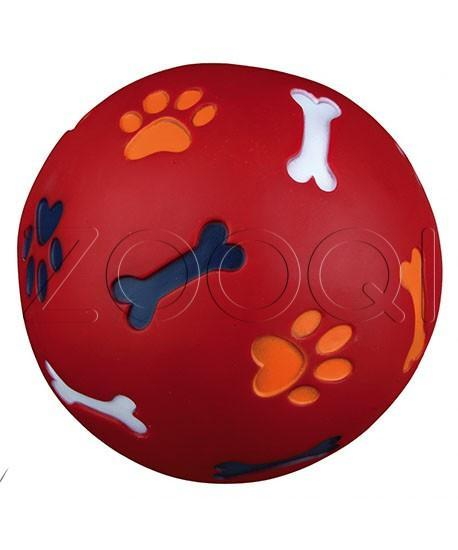 Trixie Snack Ball Red 11 см
