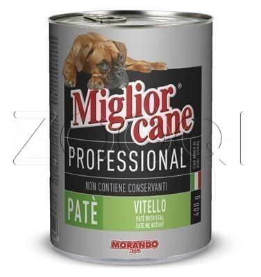 Miglior Professional Line Patè Veal 400 г