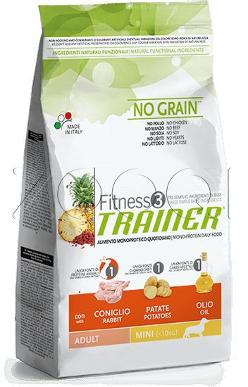 Trainer Adult Mini With Rabbit Potatoes Oil
