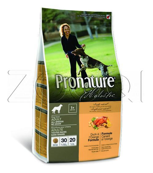 Pronature Holistic GF Adult Duck & Orange All Breed