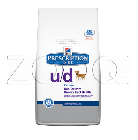 Hills Prescription Diet™ Canine u/d™ - 5 кг