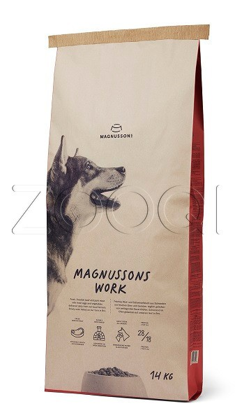 Magnusson Meat & Biscuit Work - 14 кг