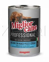 Miglior Professional Line Meat and Fish 405 г