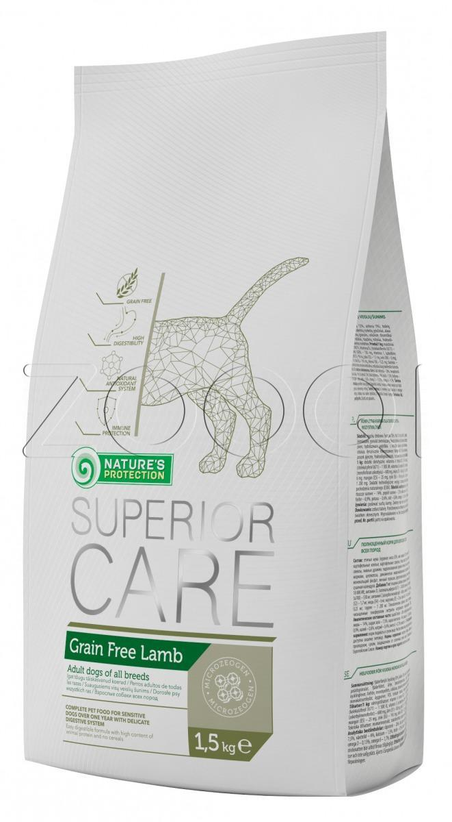 Nature's Protection Superior Care Grain Free Lamb 17 кг