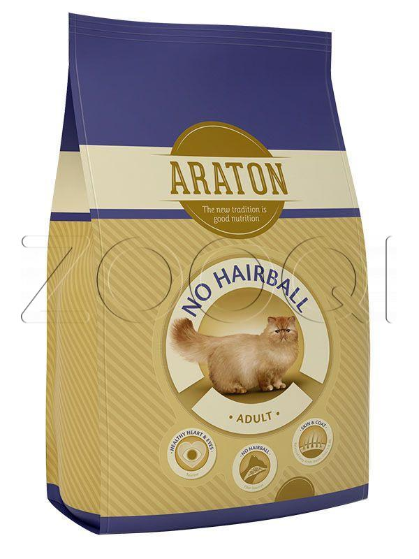 Araton Cat Adult no hairball 1.5 кг