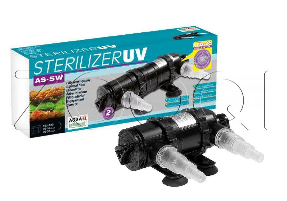 УФ стерилизатор Aquael STERILIZER UV-C AS LAMP (5 ВТ)