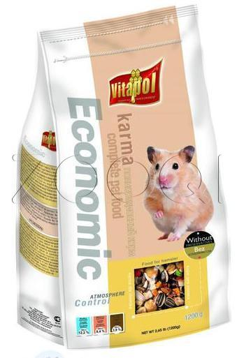 Vitapol Economic Корм для хомяка 1.2кг