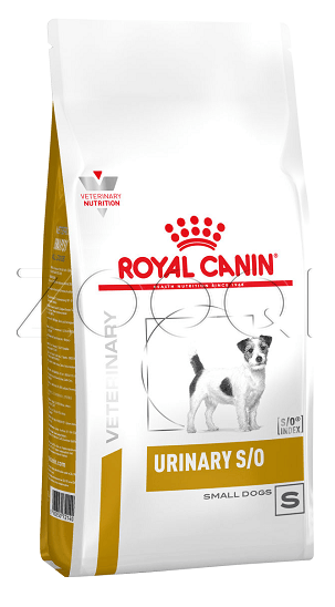 Royal Canin Urinary S/O Small Dog - 1,5 кг