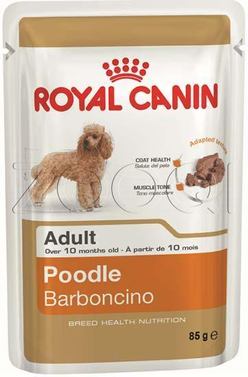 Royal Canin Poodle Adult (паштет), 85 гр