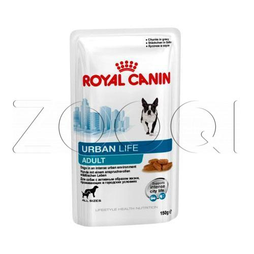 Royal Canin Urban Life Adult Wet, 150 гр
