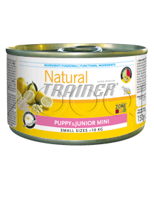 Trainer Natural Puppy & Junior Mini Fresh Chicken