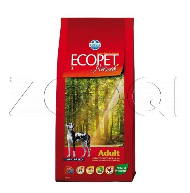 Farmina Ecopet Natural Adult Maxi (с курицей) - 12 кг