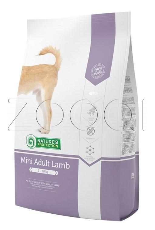 Nature's Protection Mini Adult Lamb 18 кг