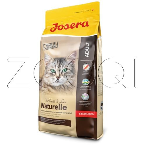 Josera Naturelle (Adult Sterilised 35/12) 10 кг