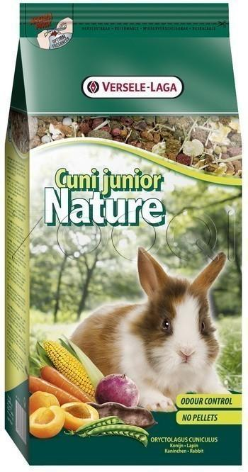 Корм Cuni Junior Nature, 750 гр