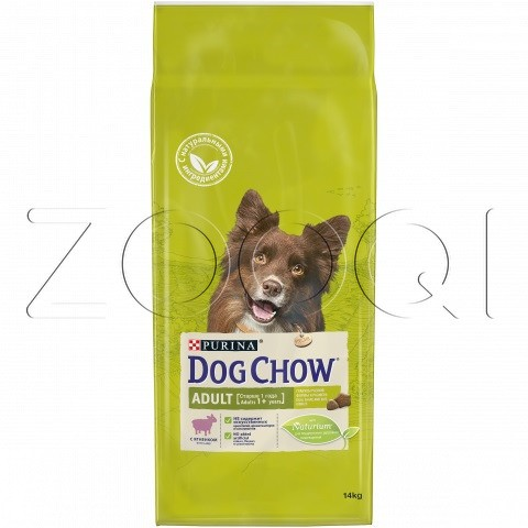 Dog Chow Adult (ягненок)