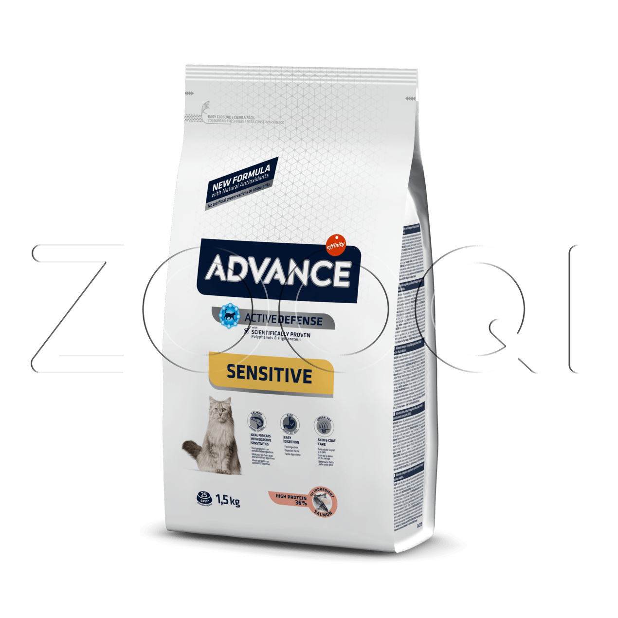 Advance Cat Adult Salmon Sensitive