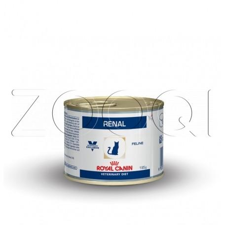 Royal Canin Renal Cat 195 гр