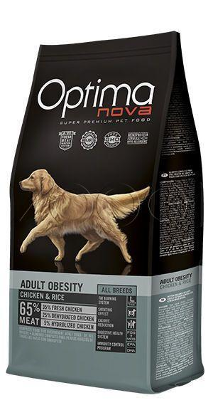 Optima Nova Adult Obesity Chicken&Rice