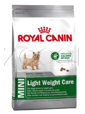 Royal Canin Mini Light Weight Care, 2 кг