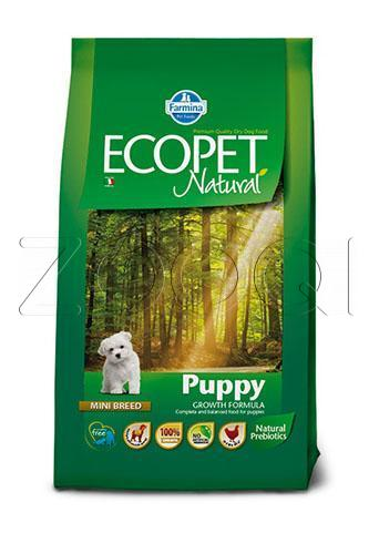 Farmina Ecopet Natural Puppy Mini - 12 кг