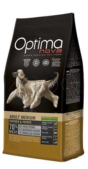 Optima Nova Adult Medium Chicken&Potato