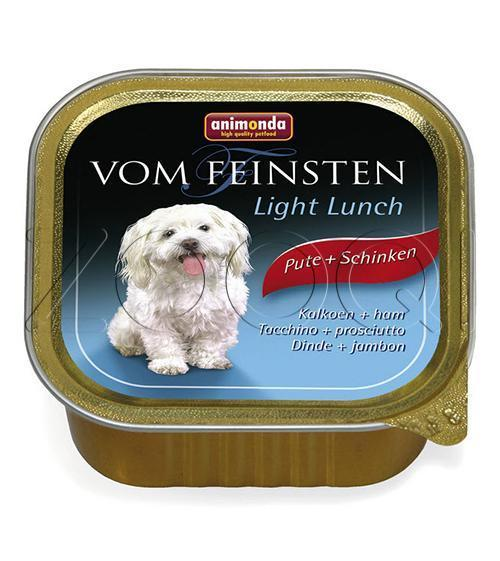 Vom Feinsten Light Lunch (Индейка, ветчина), 150 гр
