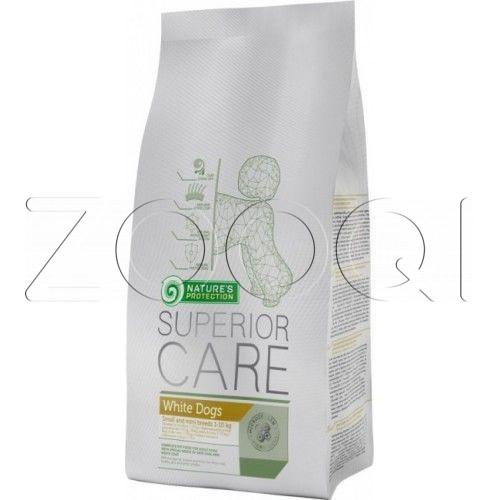 Nature's Protection Superior Care White dog 10 кг