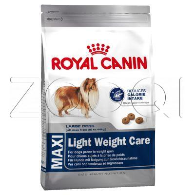 Royal Canin Maxi Light Weight Care, 15 кг