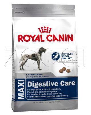 Royal Canin Maxi Digestive Care, 15 кг