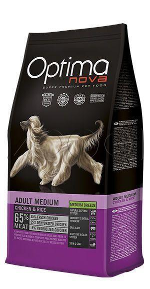 Optima Nova Adult Medium Chicken&Rice