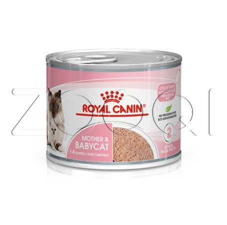 Royal Canin Babycat instinctive, 195 гр