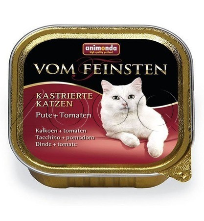Vom Feinsten Castrated (Индейка, томаты), 100 гр
