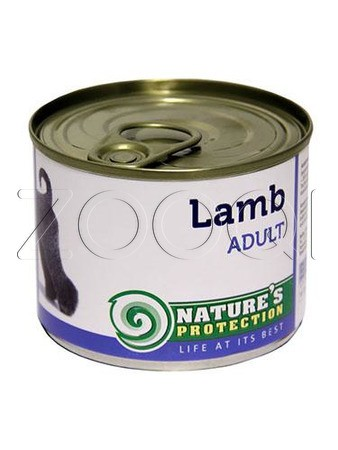 Nature's Protection Dog Adult Lamb (Ягненок) - 200 г