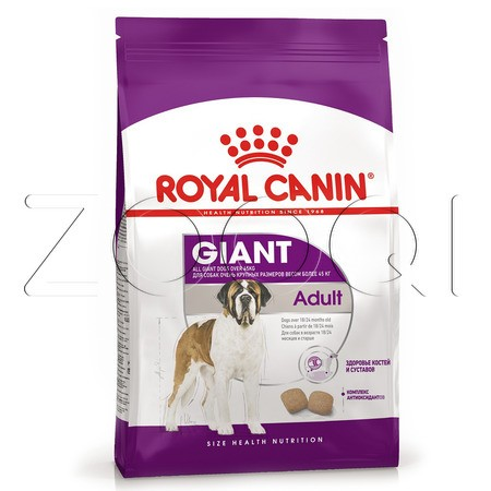 Royal Canin Giant Adult - 15 кг