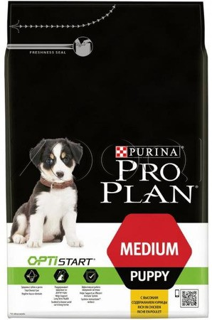 Purina Pro Plan Puppy Original Chicken with Rice (курица, рис)
