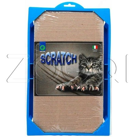 Когтеточка Joe Scratch - cat scraper см 37 x 23 x 3,5 h