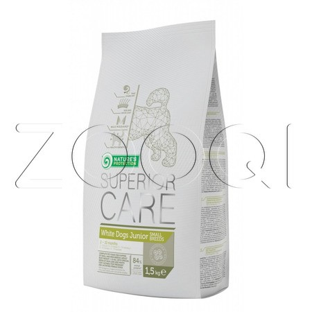 Nature's Protection Superior Care White dog Small Breed Junior 10 кг