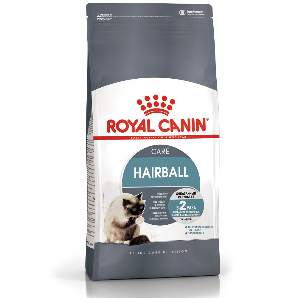 Royal Canin Intense Hairball 34 - 400 гр