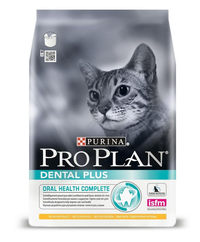 ProPlan Dental Plus (Курица) - 0,4 кг