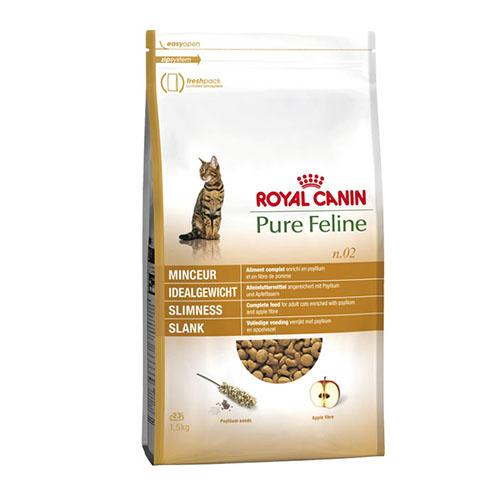 Royal Canin Pure Feline Slimness (Цыплёнок) - 0,4 кг