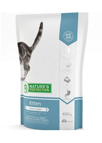 Nature s Protection Kitten - 0,4 кг