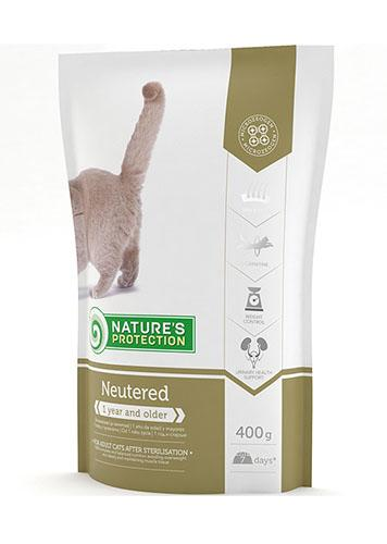 Nature s Protection Neutered - 400 гр