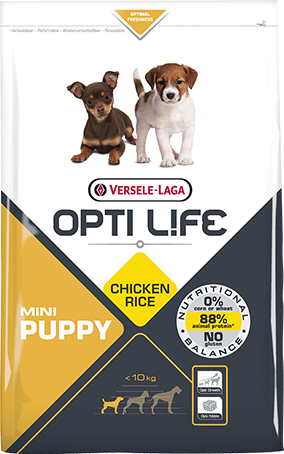 Opti Life Puppy Mini Chicken - 7,5 кг