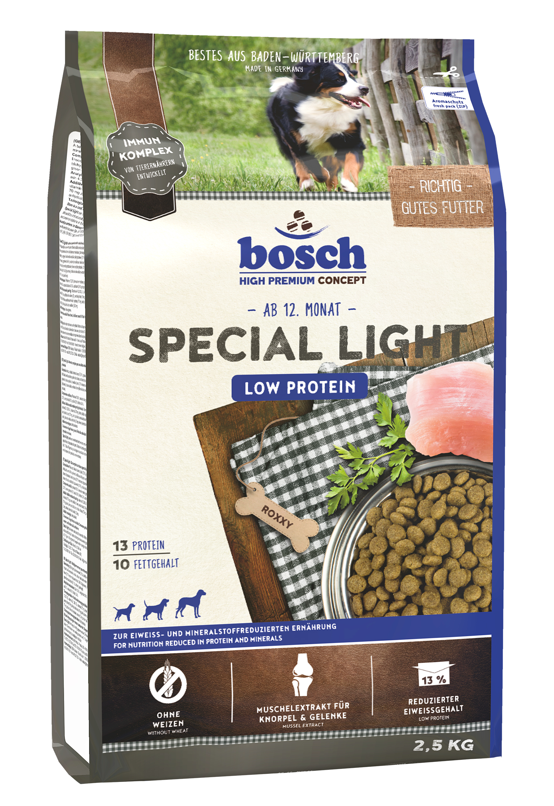 Bosch Special Light - 12.5 кг