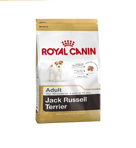 Royal Canin Jack Russell Terrier Adult - 0,5 кг