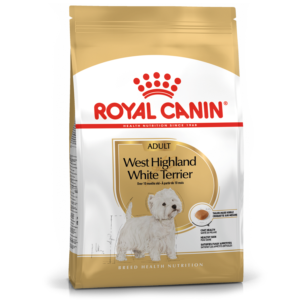 Royal Canin West Highland White Terrier Adult - 1,5 кг